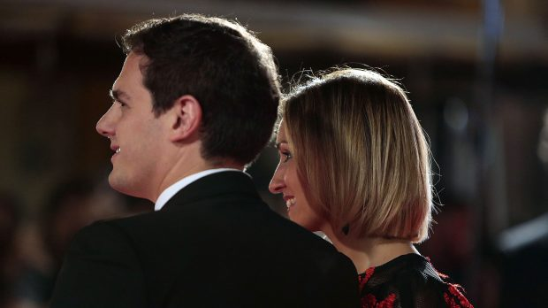 Albert Rivera Beatriz Tajuelo