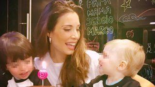Pilar Rubio el día de su cumpleaños (Instagram)
