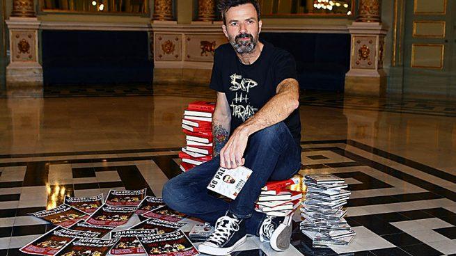 Pau Donés durante la presentación de su disco y de su libro / Gtres