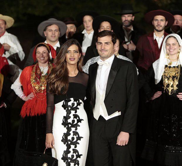 Sara Carbonero e Iker Casillas en una imagen de archivo / Gtres