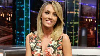 Haz clic sobre imagen para ver las mejores imágenes de la presentadora vestida de verde / Gtres