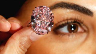 Así es el diamante valorado en 60 millones de dólares / Gtres