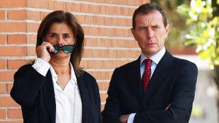 Emilio Butragueño y su mujer Sonia González (CONSULTA NUESTRA GALERÍA / Gtres)