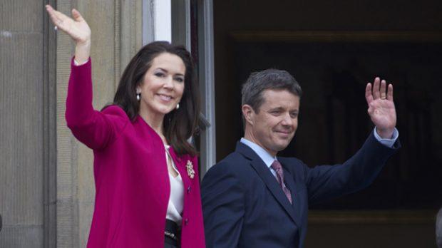 principe Federico y Mary