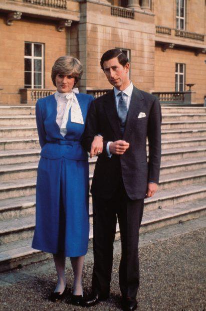 ¿Cuánto mide el Príncipe Carlos? / Prince Charles - Real height Principe-carlos-diana-411x620