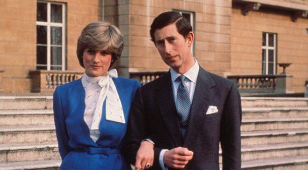 Diana de Cales y Carlos de Inglaterra
