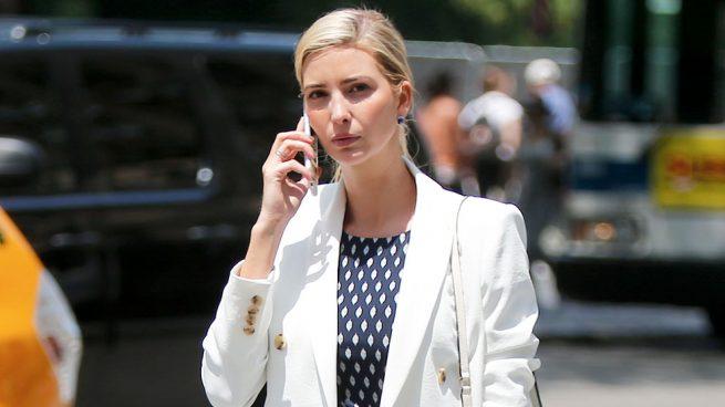 Ivanka Trump, look working girl en la Casa Blanca