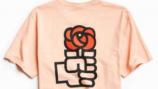 Camiseta Urban Outfitters PSOE / UO