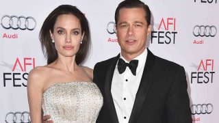 La actriz Angelina Jolie y Brad Pitt en imagen de archivo / Gtres