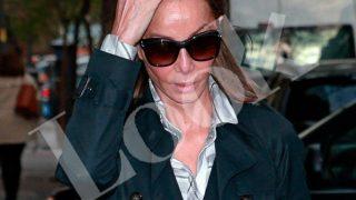 Isabel Preysler acude a un tratamiento en Madrid / LOOK