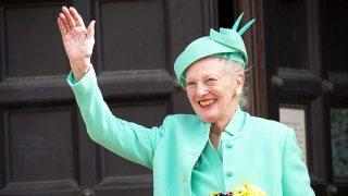 La reina Margarita de Dinamarca en una imagen de archivo / Gtres