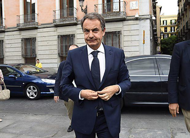 Jose Luis Rodriguez Zapatero en una imagen de archivo / Gtres