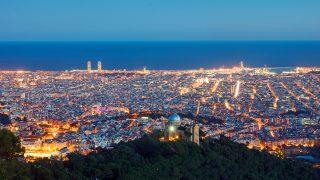 Vista aérea de Barcelona / Gtres