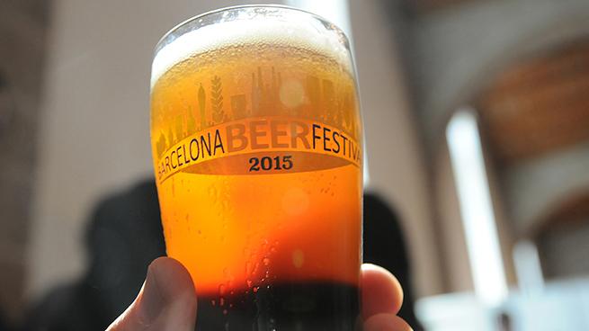 Cerveza en el Barcelona Beer Festival BBF
