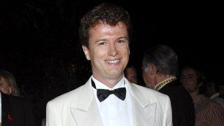 Javier Rigau durante la cena con motivo de la Gala Concordia en 2007 / Gtres