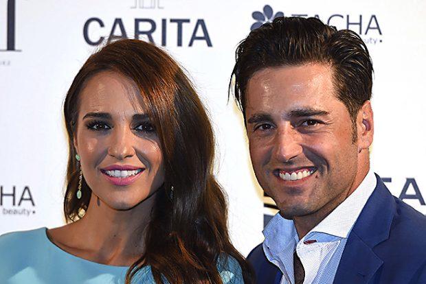 El cantante David Bustamante y la actriz Paula Echevarría en una imagen de archivo/ Gtres