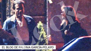 Pepe Navarro e Ivonne Reyes cuando trabajaban juntos en televisión