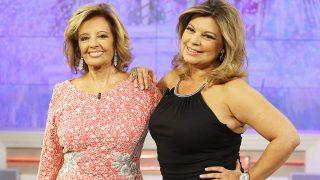 María Teresa Campos y Terelu en imagen de archivo / Gtres