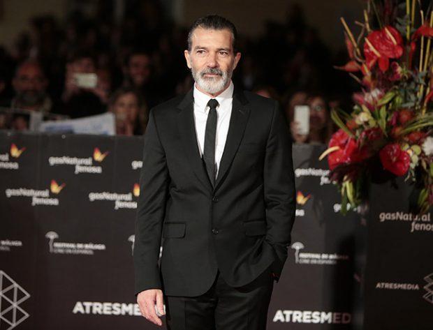 Antonio Banderas en la alfombra roja / Gtres