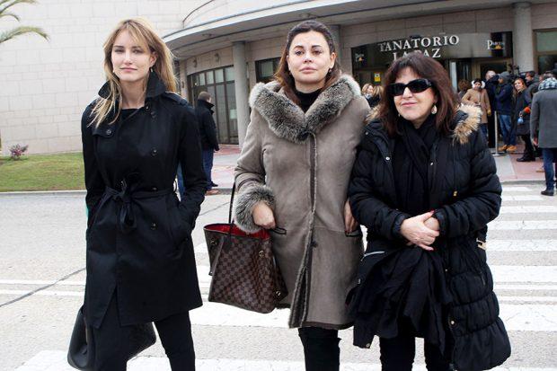 Loles León, Teresa Bueyes y Alba Carrillo / Gtres