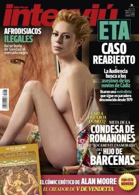 Carla Figueroa desnuda