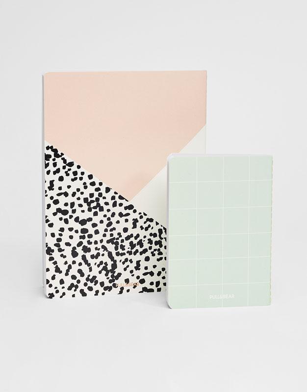 Cuaderno Pull And Bear Tendencias Papelería