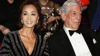 Isabel Preysler y Mario Vargas Llosa en imagen de archivo / Gtres