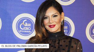 La presentadora Ivonne Reyes en una imagen de archivo / GTRES