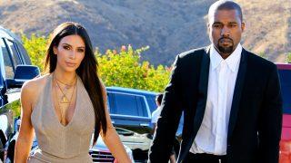 Kim Kardashian y Kanye West, en una imagen de archivo. / GTRES