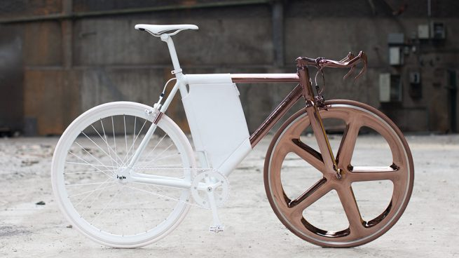 Bicicleta Peugeot DL121 Peugeot Design Lab