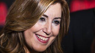 Susana Díaz en una imagen de archivo / Gtres