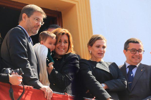 Su casa, sus vecinos, sus tiendas… Así es la trianera que se esconde detrás de la candidata Susana Díaz