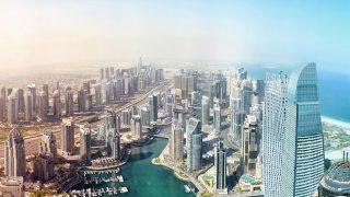 Dubai, escenario de la última campaña de Bentley