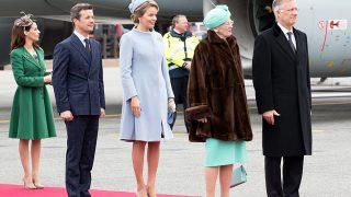 Visita de Estado de los reyes de Bélgica a Dinamarca / Gtres