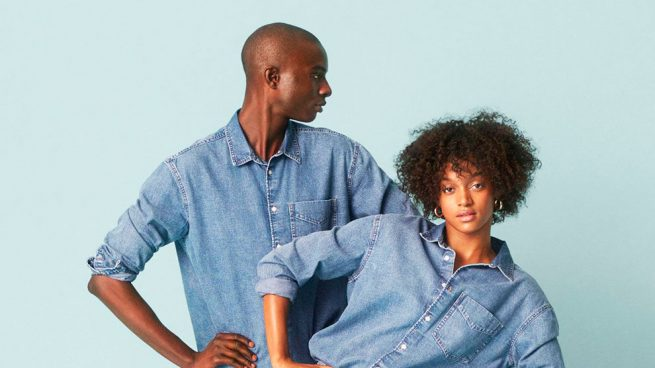 Denim United H&M moda unisex genderless