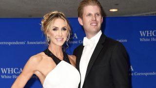Eric Trump y su esposa, Lara Yunaska, en una imagen de archivo. / GTRES