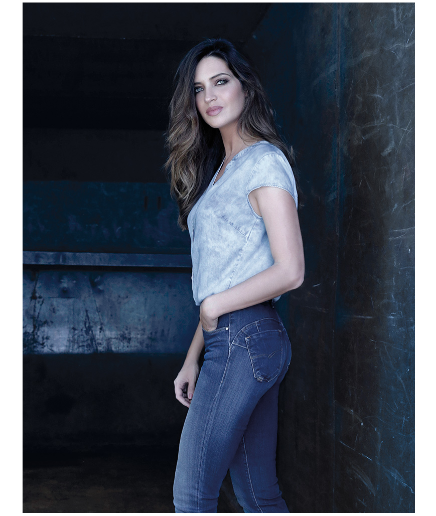 Sara Carbonero Jeans Denim Tendencias Salsa