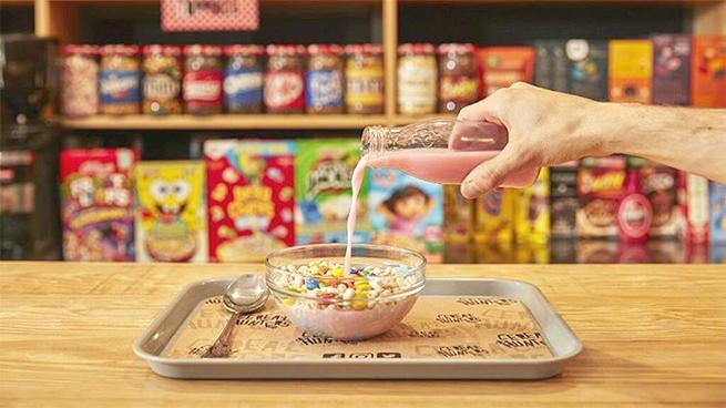 Cereales Madrid Barcelona