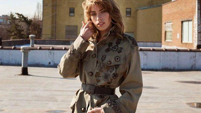Dulceida Olivia Palermo chaqueta Fay