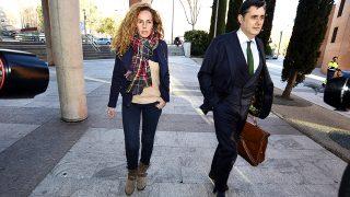 Rocio Carrasco a su llegada a los juzgados de Alcobendas en Madrid / Gtres