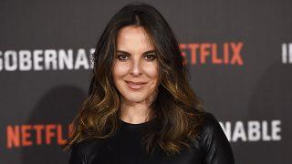 Kate del Castillo en la presentación de la serie de Netflix «Ingobernable» / Gtres