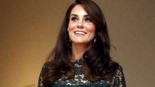 La Duquesa de Cambridge, maestra del look romántico / Gtres
