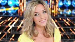 La presentadora Anna Simon en imagen de archivo/ Gtres