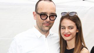 Risto Mejide y Laura Escanes en imagen de archivo /Gtres
