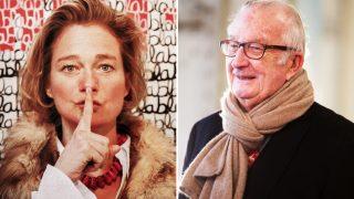 Delphine Boël y Alberto II en imágenes de archivo / Gtres