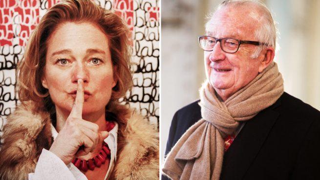 Buenas noticias para el rey Alberto de Bélgica: no es el padre legal de Delphine Boël