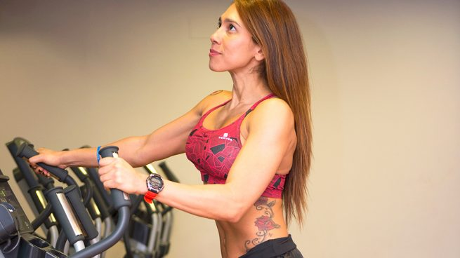 Fullbody fitness gimnasio