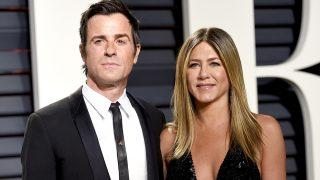 Los actores Justin Theroux y Jennifer Aniston, en una imagen de archivo. / GTRES