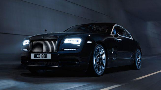Rolls Royce Wraith british