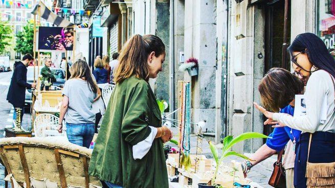 Las Salesas Madrid fin de semana Salesas Village Festival